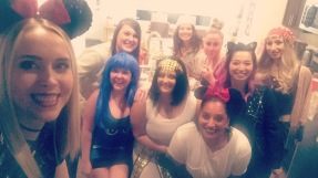 Halloween girls night!